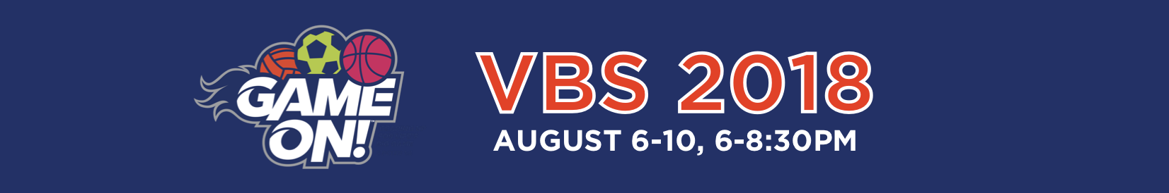 VBS 2018