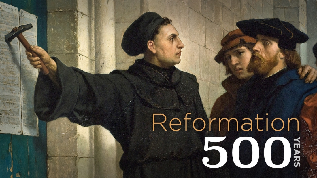 Reformation: 500 Years