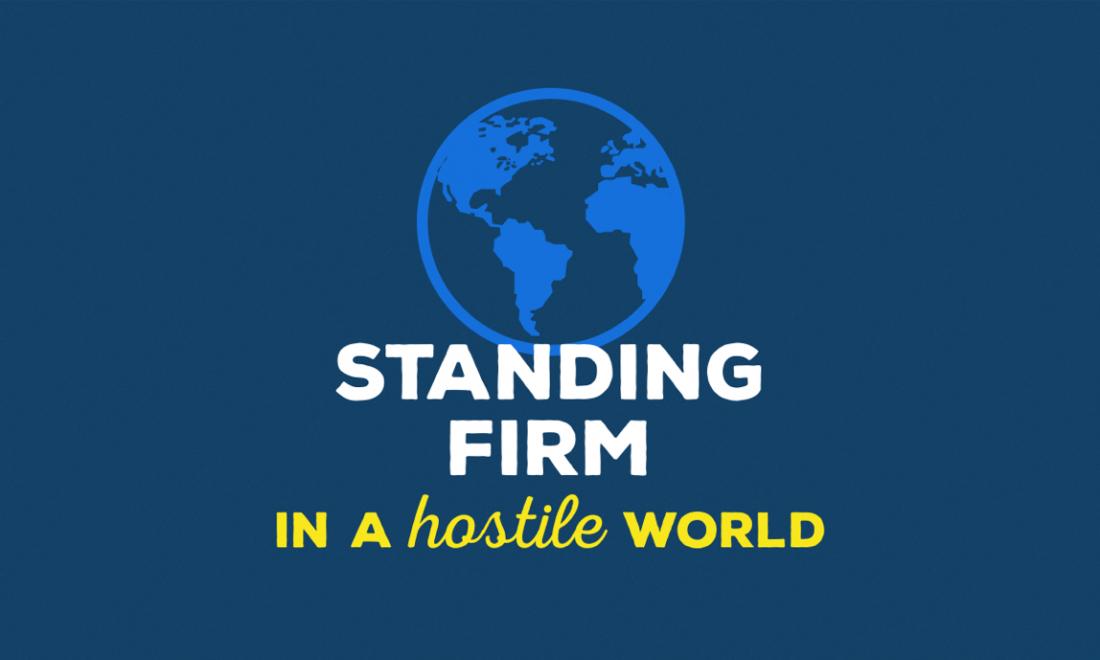 Standing Firm 1 Peter