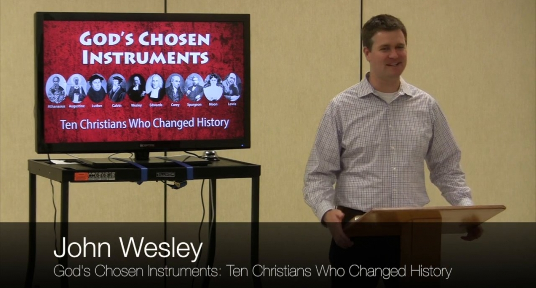 Ten Christians Who Changed History #5: John Wesley