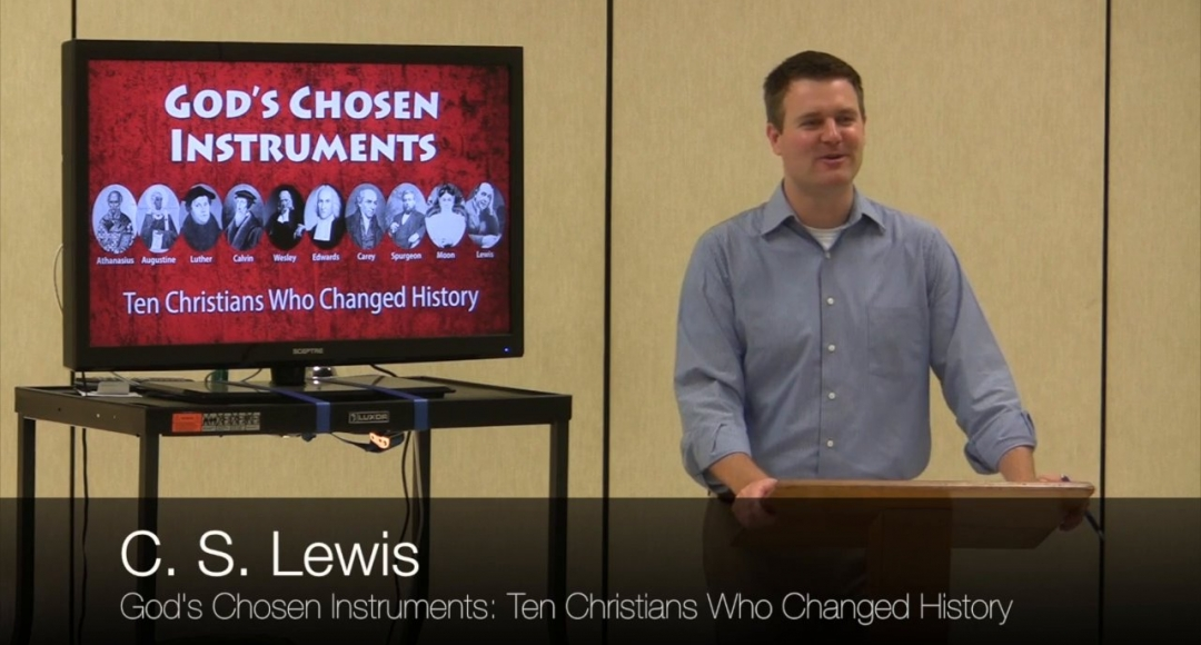 Ten Christians Who Changed History #10: C. S. Lewis