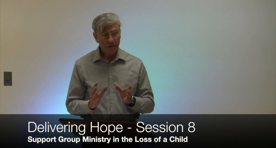 Delivering Hope - Session 8