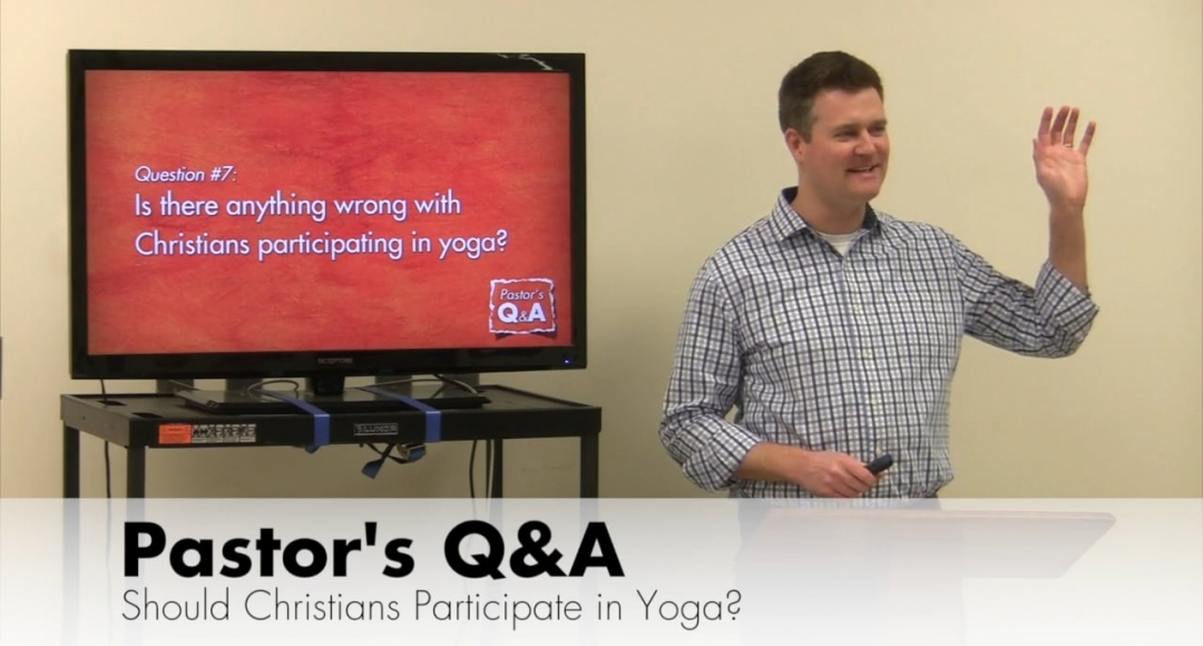 Q&A: Should Christians Participate in Yoga?