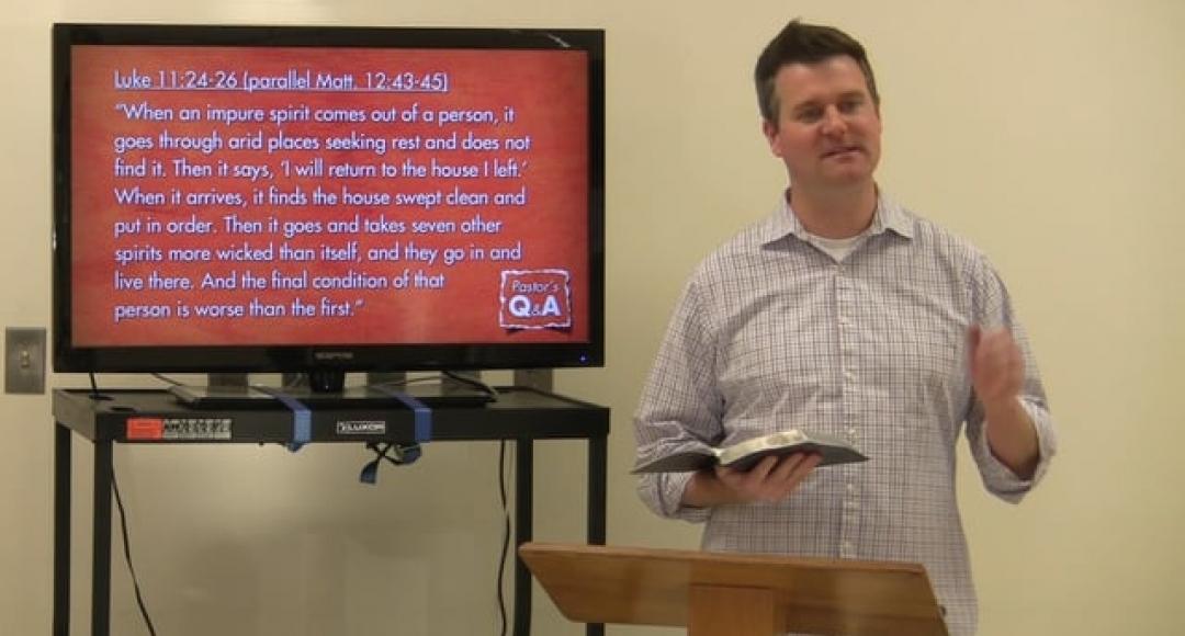 "Q&A: Spiritual Warfare, Demons, and Should We ""Bind Satan""?"