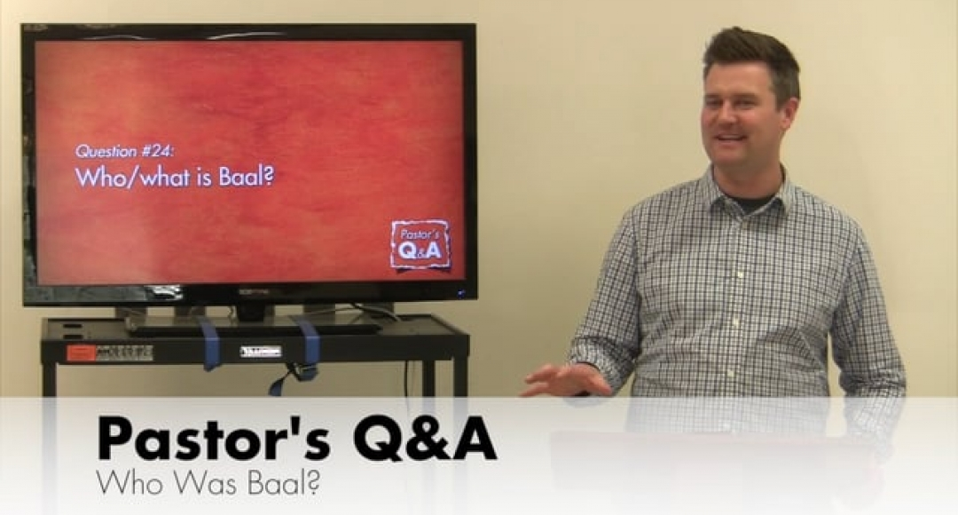 Q&A Who Was Baal?