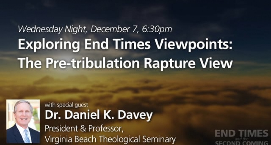 Session 10 - Exploring End Times Views