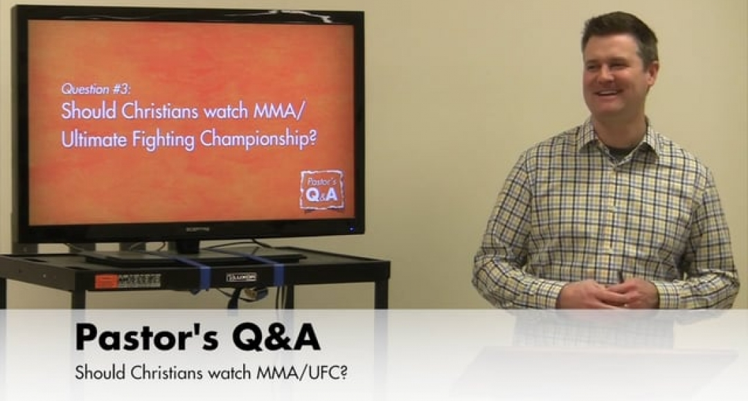 Q&A: Should Christians Watch MMA?